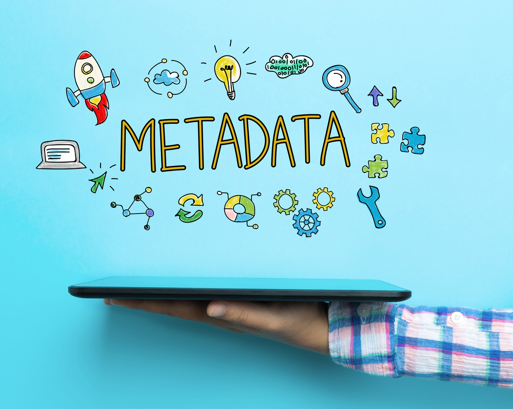 Metadata can be the key data